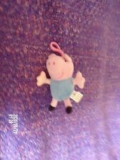 Peppa Pig George Plush Bag Clip