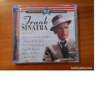 CD AMERICAN SONGBOOK - FRANK SINATRA (8M)