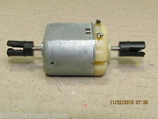 IHC &  MEHANO DUEL SIDED MOTORS WITH BLACK U JOINT SOCKET USED GOOD  HO SCALE
