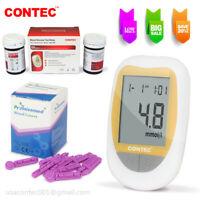 Glucometro Glucosio Monitoraggio Diabetico Misuratore di valore glicemico Test