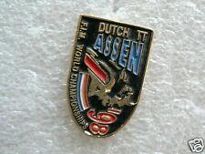 PINS,SPELDJES DUTCH TT ASSEN MOTO GP 1998 DUTCH TT ASSEN BACKSIDE NOT 100 % OK