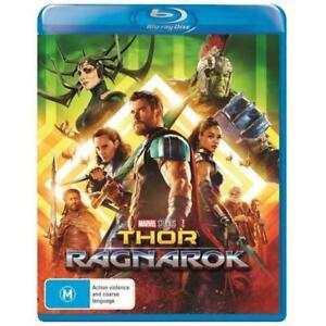 Thor: Ragnarok Blu-Ray **Region Free**