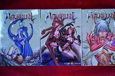 Witchblade Anime DVD Season Series Vol 2 3 6