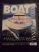 Boat International - December 2007 - Photos show contents pages