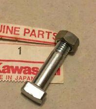 8x36 8mm KH100 KD100 KM100 KH125 KD80 Z250 Sprocket Square Hd Bolt NOS Kawasaki