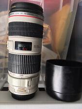 Canon EF 70-200mm f/4 L IS USM Lens IMAGE STABALIZED