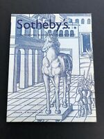 Sotheby's Auction Catalog 2002 London CONTINENTAL BOOKS AND MANUSCRIPTS
