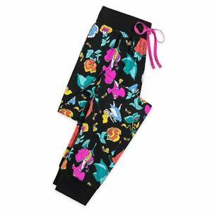 Disney Store Alice in Wonderland Lounge Pajama Pants 2020