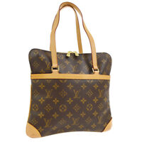 LOUIS VUITTON COUSSIN GM SHOULDER BAG MONOGRAM M51141 VINTAGE RK13920i