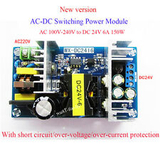 AC-DC Inverter 110V-220V To 24V 6A 150W Switching Power Adapter Converter Module