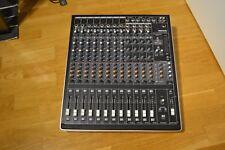 Mackie onyx 1620i studio recording mixer mesa de mezclas mezclador