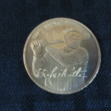 Babe Ruth Sultan of Swat Yankees 1990's Coin