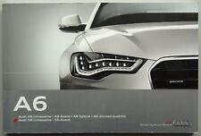 V11212 AUDI A6 & S6  BERLINE & AVANT