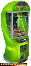G-04-Green Greifer Automat Spielautomat Greifautomat Warenautomat Greiferautomat
