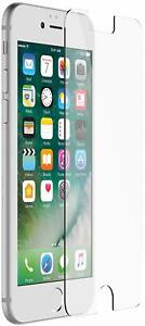OtterBox Alpha Glass Screen Protector for iPhone 8, 7, 6s, 6 Clear Easy Open Box
