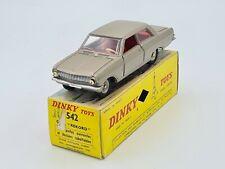 DINKY-F 542 OPEL REKORD 63 beige - VNM WITH VNM BOX