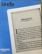 AMAZON KINDLE 8 (8TH GEN.) E-READER - WHITE  - RRP £89.99 8