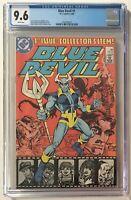 Blue Devil #1 CGC 9.6 NM+ WP 1st Issue Collector's Item - DC Comics 1984