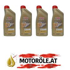4x1 Liter Castrol Edge Professional Titanium BMW LL04 5W-30 Motoröl, API SN/CF