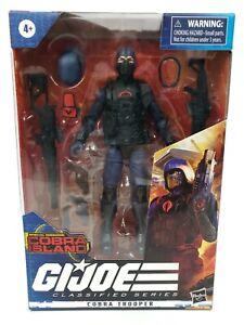 Hasbro G.I. JOE Classified Series #12 Cobra Island Cobra Trooper 6 Inch Figure