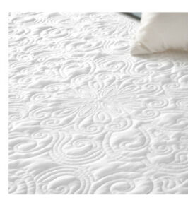 "New 12"" Theratouch Memory Foam Spa Sensations Twin Mattress Fast Shipping"