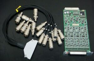 Kyowa CDV-40A Distortion voltage measurement Card