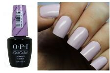 OPI Gelcolor I'M GOWN FOR ANYTHING Light Purple Lilac UV/LED Gel Nail Polish BA4