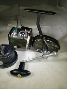 Mitchell Garcia Reel 810 with 840 face plate Restored!