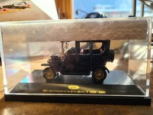 Model T 90th Anniversary edition in case and box complete with Cert no see pic.