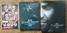 StarCraft II: Wings Of Liberty LIMITED EDITION Strategy Game Guide + RECON STAND