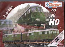 CATALOGO ROCO 1997-98 LINGUA DEU PAG 270  N-H0e-H0-0 RARO