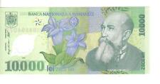 ROMANIA, 10000 LEI, POLYMER note, 2000, UNC