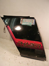 85 yamaha 480 phazer left side cover engine belly pan