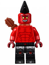 LEGO Nexo CAVALIERI-lanciafiamme - (Minifigura solo) dal Set 70312
