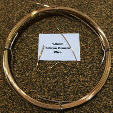 1mm x 10m 19 SWG Silicon Bronze Craft Wire TIG Brazing No 968  CuSi3Mn1