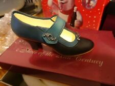 Just the Right Shoe Suffragette New in Box with Coa