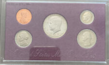 1989-S US United States Mint Proof 5 Coin Set