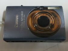 Canon PowerShot SD1100IS 8MP Digital Camera with 3x Optical Zoom - Blue