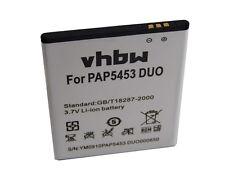 Batteria 1700mAh 3.7V Li-Ion per Prestigio MultiPhone 5453 Duo