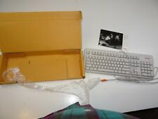 NOS Vintage Compaq Keyboard ps/2 166516 + Box + Booklet