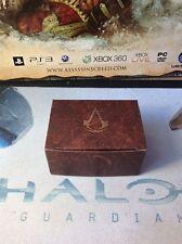 Assassins Creed Unity musica Ciondolo Box da GHIGLIOTTINA EDIZIONE PER COLLEZIONISTI