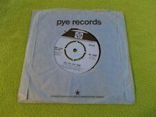 "LONG JOHN BALDRY It's Too Late Now 45 RPM UK 7"" 1969 PYE (VG++)"