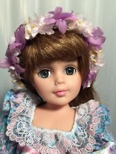 """""""APRIL"""" MADAME ALEXANDER DOLL MINT CONDITION NEW WITH BOX,TAGS AND STAND"""