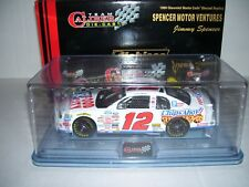 1999 #12 JIMMY SPENCER CHIPS AHOY TEAM CALIBER IN CASE 1/24 RARE & HTF NASCAR