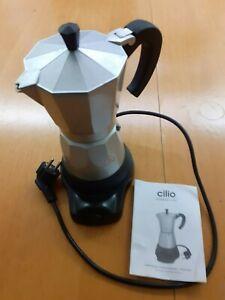 Elektrischer Espressokocher Classico von Cilio