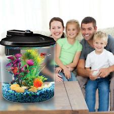 *Sale* Aqua Culture 1.5-Gallon Aquarium Starter Kit, Led Lighting + Freeshipping