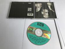 NOISEY NIGHTS UZEB NOVA RECORDS 8919-2 CD NR MINT -  RARE 016931891921