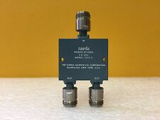 Narda 3324-2 2 to 8 GHz, 30 W, 0.7 dB Loss, 2 Way Multi-Octave Power Divider