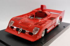Coches, camiones y furgonetas de automodelismo y aeromodelismo Alfa Romeo Brumm escala 1:43
