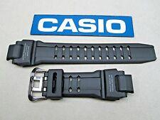 Genuine Casio G-Shock Aviation GW-4000 watch band black rubber will fit GA-1000